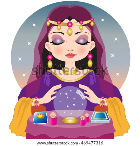 Fortuneteller Stock Images, Royalty-Free Images & Vectors ...