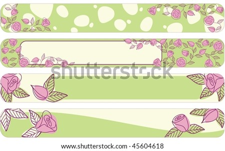 Springtime Banner Stock Images, Royalty-Free Images & Vectors ...