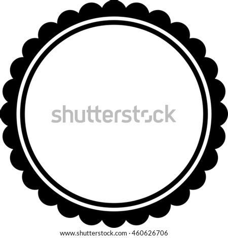 Vector Circle Frame Frame Design Amp Reviews