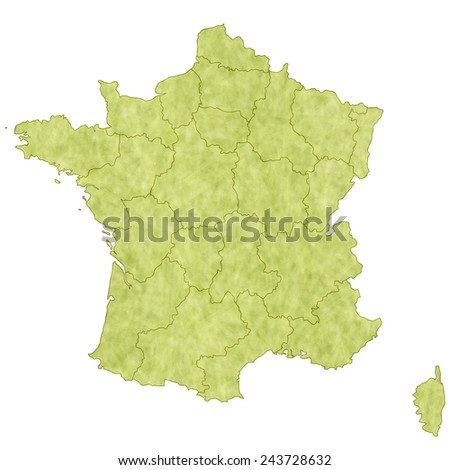 France map countries