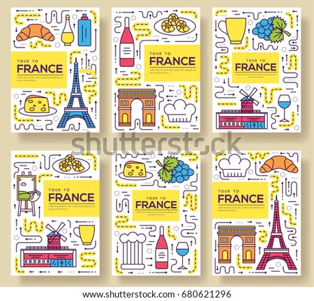 Stock images royalty free images vectors shutterstock for French brochure template