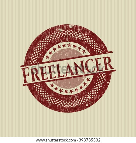 Freelancer rubber seal