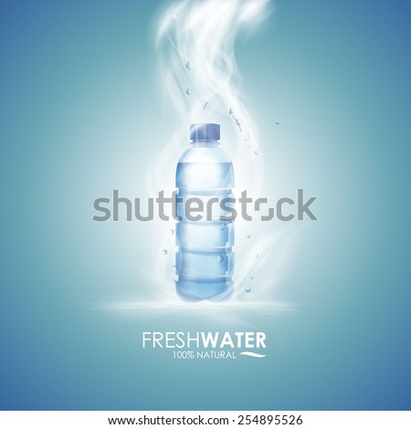 FRESHWATER - stock vector