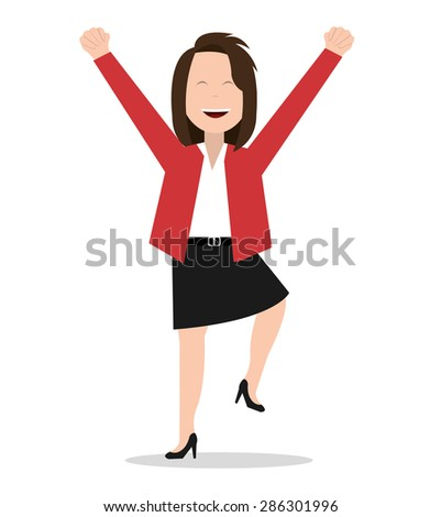 Friday design over white background, vector illustration. - stock vector