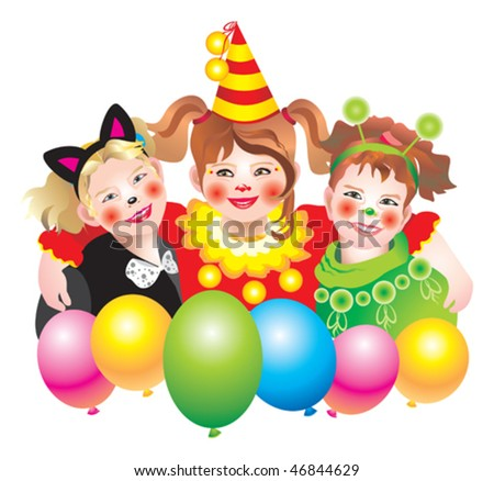 friend - stock vector
