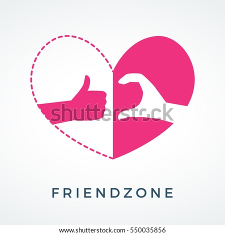 friendzone stock images royaltyfree images amp vectors