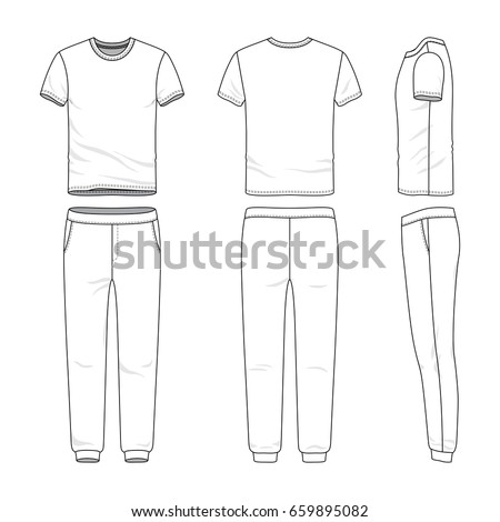 Clothing Templates Stock Images, Royalty-Free Images & Vectors ...