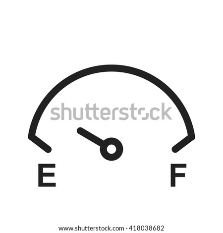 empty gas gauge with Fuel Gauge on Stock Vector White Gas Full Meter Board together with General also Red Speedo together with Fuel System  ponents Scat additionally Fuel System  ponents Scat.