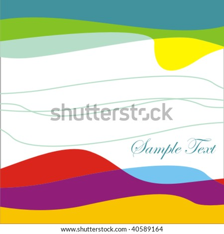fully editable vector background template set ready to use