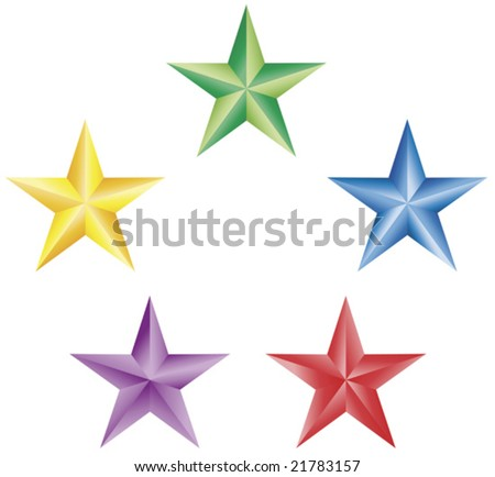 Five Point Stars Stock Images, Royalty-Free Images & Vectors ...