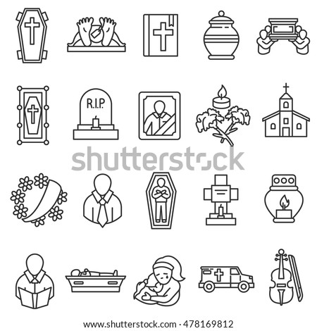 Funeral Images RoyaltyFree Images Vectors – Burial Ceremony Program