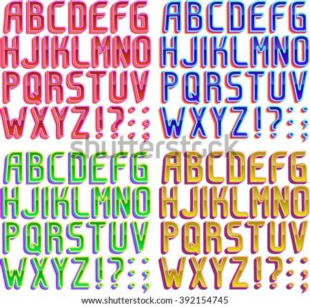 Bold 3d Fonts