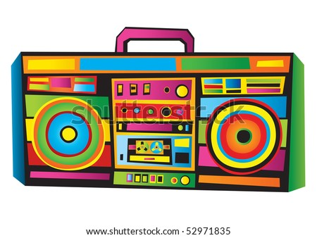 Boom-box Stock Photos, Images, & Pictures | Shutterstock