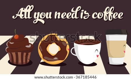 Muffin Character Stock Images Royalty Free Images