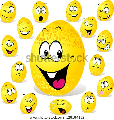 Easter Eggs Cartoon Pictures Funny Easter Egg Cartoon