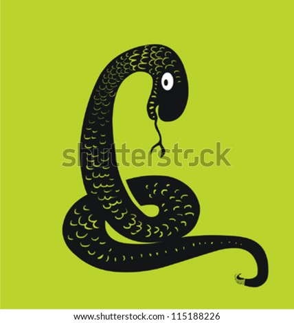funny snake snake 2013 background chinese new year of the