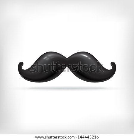 Outstanding Mustache Stock Images Royalty Free Images Vectors Shutterstock Hairstyle Inspiration Daily Dogsangcom