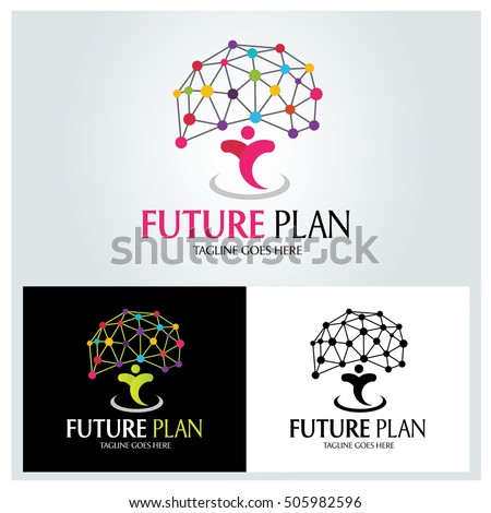 Brain tree stock images royalty free images vectors for Future planner online