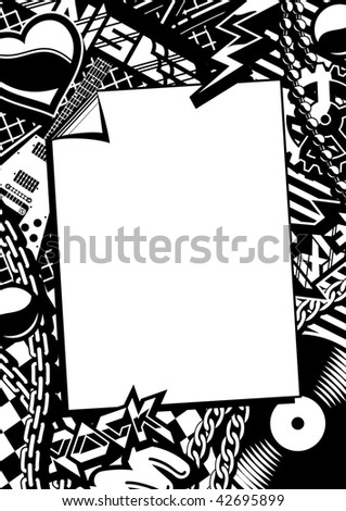 Fyer For Party - stock vector