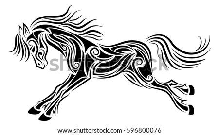 symbol chinese zodiac ram majestic stance stock photo 237038290 shutterstock. Black Bedroom Furniture Sets. Home Design Ideas