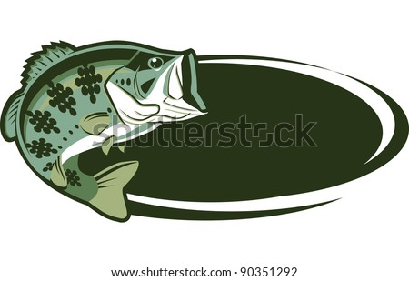 Game Fish - stock vector
