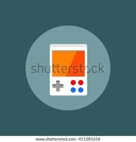 Game Icon. Game Icon Art. Game Icon eps. Game Icon Img. Game Icon logo. Game Icon Sign. Game Icon Flat. Game Icon pic.  - stock vector