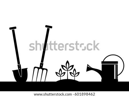 Nice Garden Vector Icon