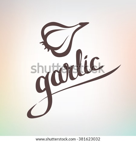 Menu title stock vector 69980635 shutterstock Calligraphy and sign