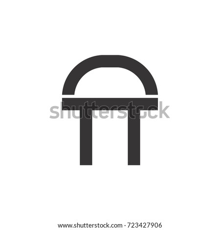 Garage door logo stock images royalty free images for Self garage strasbourg