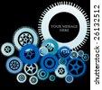gears - stock