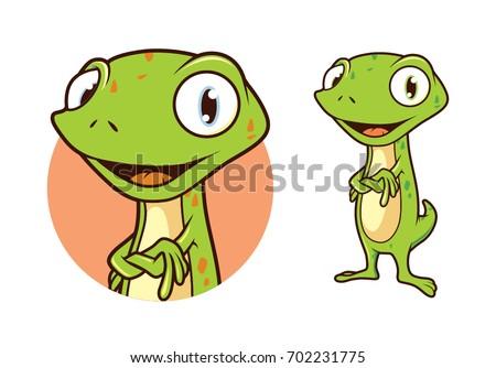 gecko character cartoon vector stock vector royalty free 702231775 rh shutterstock com gecko cartoon images gecko cartoon movie