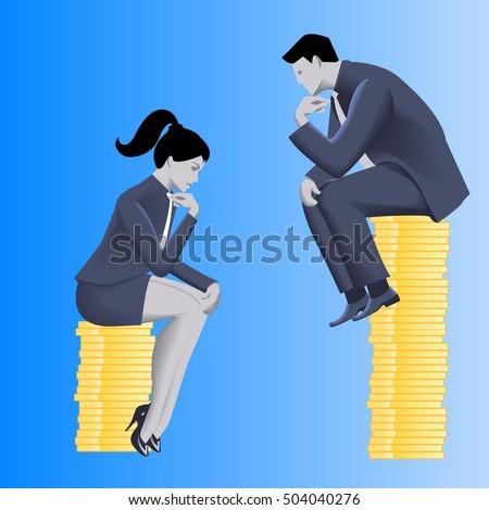 Gender Discrimination Stock Images, Royalty-Free Images ...