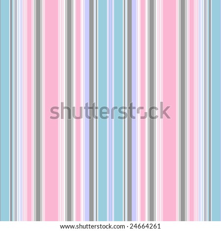 Gentle retro pastel  stripes  background (vector) - stock vector