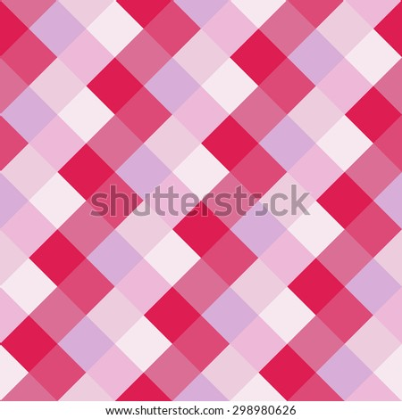 geometric abstract seamless pattern background - stock vector