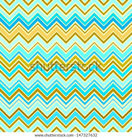 Geometric abstract seamless pattern. Vector background  - stock vector