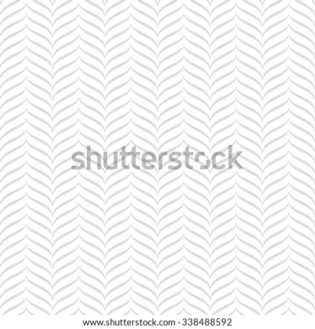 Geometric abstract seamless pattern. Vector seamless background - stock vector