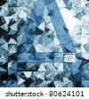 Geometric Pattern, Abstract Vector Background. - stock photo