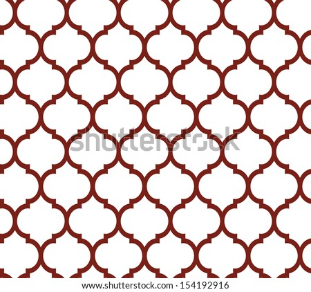 Geometric pattern.Seamless background. - stock vector
