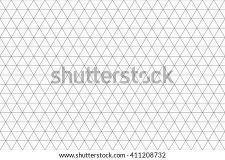 geometric pattern. triangle seamless vector. line abstract background. - stock vector