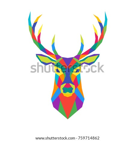 Deer Head Stock Images Royalty Free Images Amp Vectors