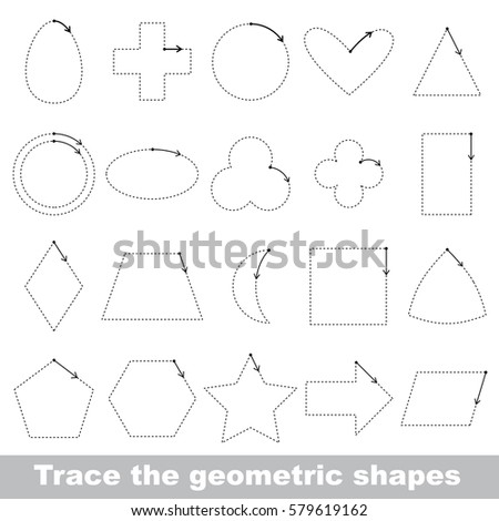 geometric shape stock vector 714297172 shutterstock. Black Bedroom Furniture Sets. Home Design Ideas