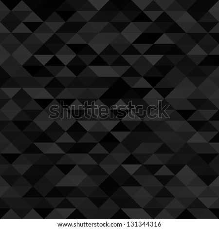 Geometrical vector background - stock vector
