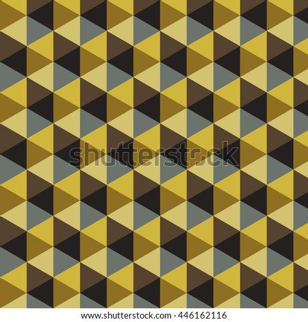 Geometry vector pattern. Geometric pattern. Texture for print, decorations, background for websites etc.