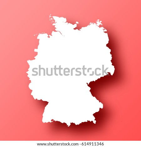 Germany Icon Stock Images RoyaltyFree Images Vectors - Germany map high resolution