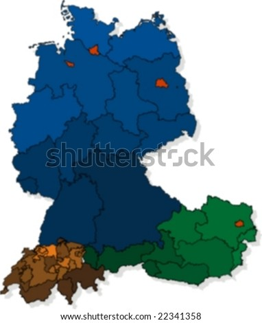 Germany / Switzerland / Austria