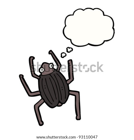 giant bug cartoon