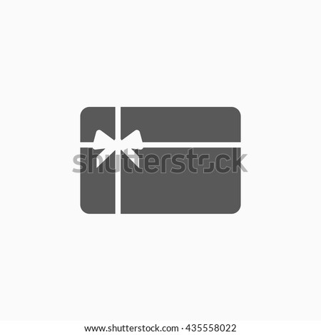 Gift card stock images royalty free images vectors shutterstock gift card icon negle Gallery
