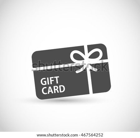 Gift card stock images royalty free images vectors shutterstock gift card icon vector negle Gallery