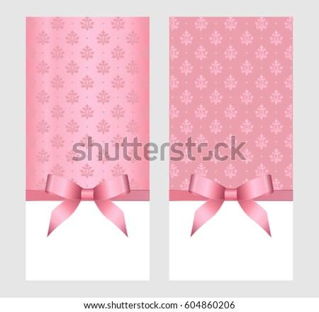 Voucher Gift Certificate Coupon Template Gift Vector – Voucher Card Template