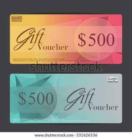 Coupon Template Stock Images, Royalty-Free Images & Vectors